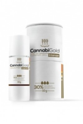Olej CannabiGold Intense 30%