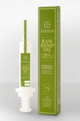 Pasta Endoca Raw 20% CBD + CBDA 10ml