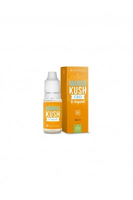 E-liquid Harmony Originals Mango Kush 300mg CBD 10ml