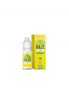 E-liquid Harmony Super Lemon Haze 30mg CBD 10ml
