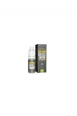 E-liquid Harmony NYC DIESEL 600mg CBD 10ml