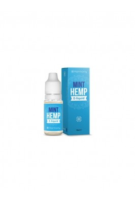 E-liquid Harmony Mint 100mg CBD 10ml